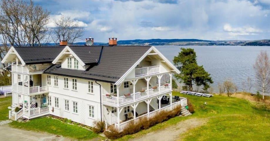 Sjarmerende feriehjem v/Øyeren - Flateby - Leilighet
