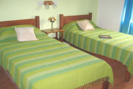 Hospedaje en Pilar: dia-semana-mes - La Lonja - Bed & Breakfast