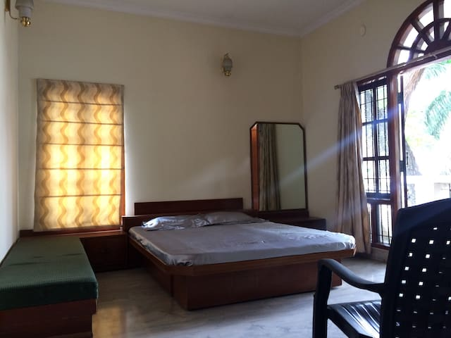 Luxury Accommodation in Green City - Bangalore - Apartamento