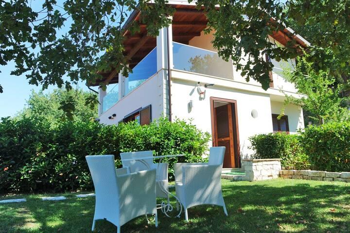 VILLA LOMBARDI - boutique villa - Ascea - Villa