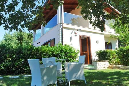 VILLA LOMBARDI - boutique villa - Ascea