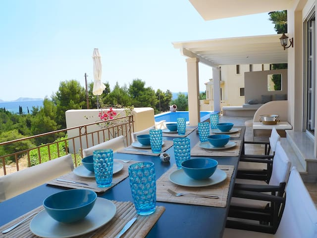 **3 Villas ideal for big companies and families** - Kosta - Villa