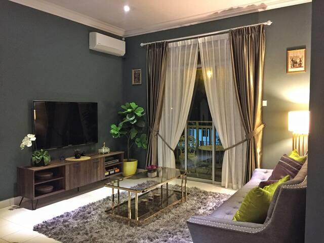 Hayani's 3 Bedroom Apartment @ Bahagia Residence