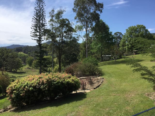 The CROFT Bed and Breakfast Murwillumbah - Murwillumbah - Apartament