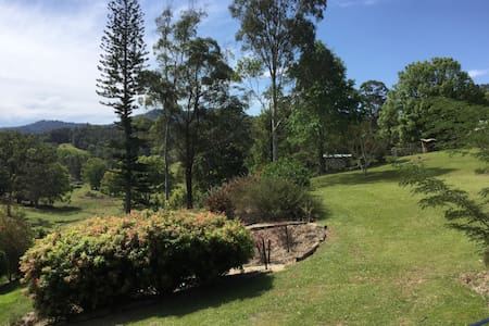 The CROFT Bed and Breakfast Murwillumbah - Murwillumbah - Appartement