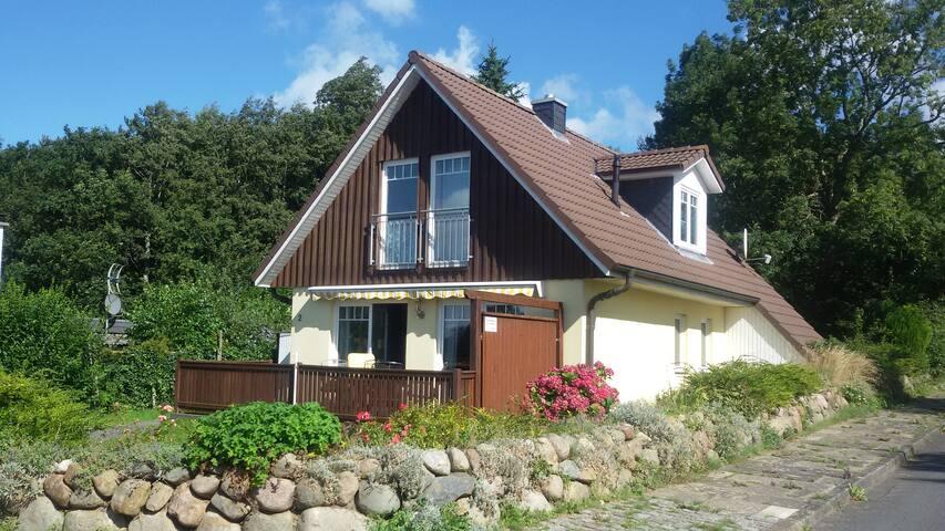 """Ferienhaus """"Albatros"""" - Kappeln - Rumah"""