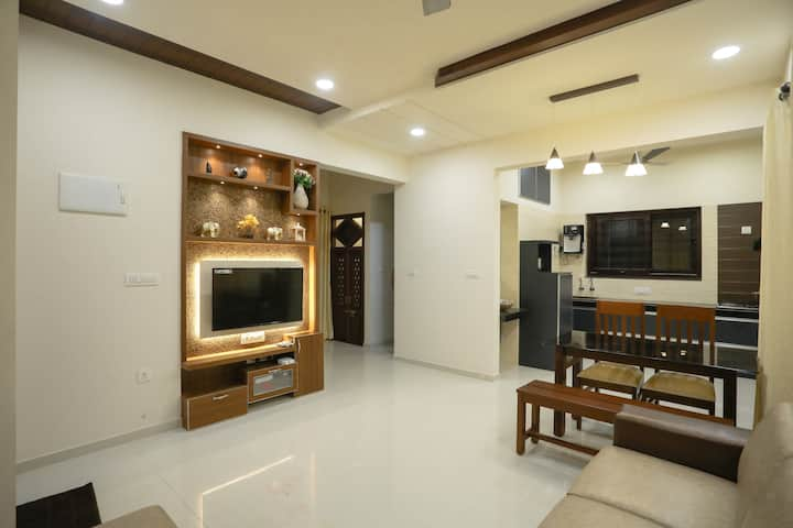Kshitij Service Apartment in Kottara, Mangalore