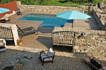 Charming Country Cottage/Pool/St.Antonin 10 mins
