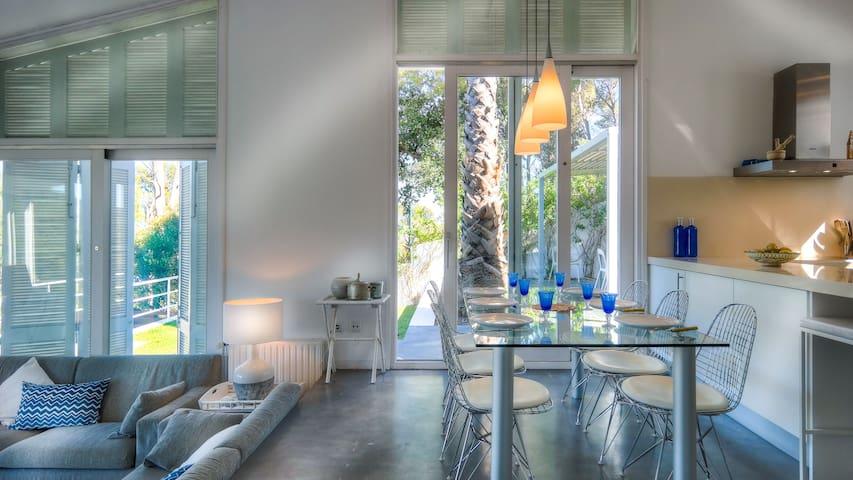 tres belle  maison contemporaine a Tamariu - Tamariu - Haus