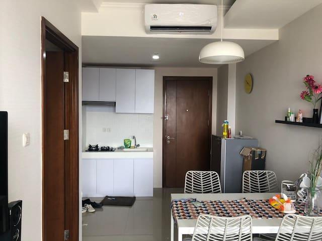 Apartment Syariah 1BR Full Facility