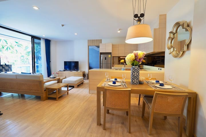 2 Bedrooms Beachfront on Maikhao Beach #B1