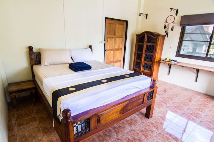 Private Double Room (AC)