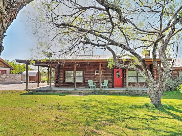 Lakefront Horseshoe Bay Home on 1 Acre w/Boat Dock