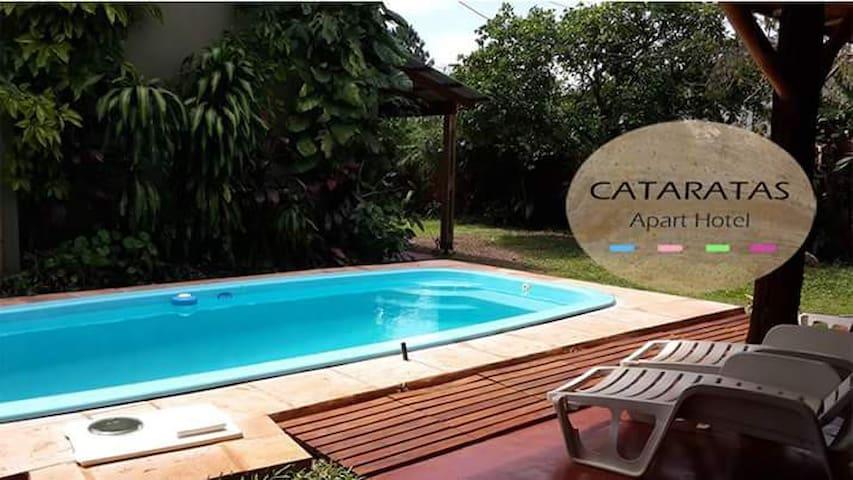 Apart hotel cataratas - Puerto Iguazú - Huoneisto
