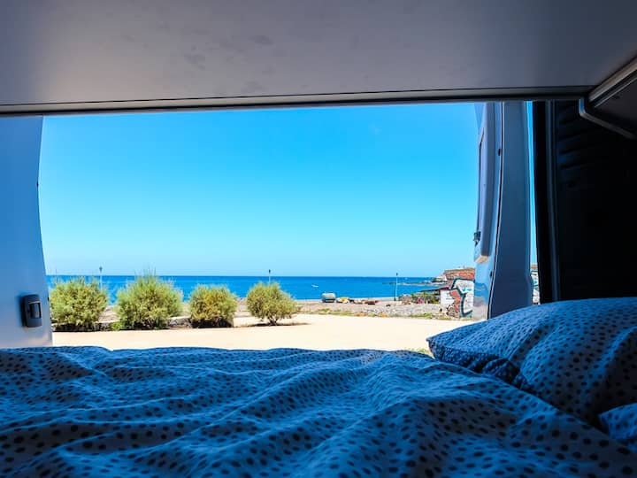 La Gomera - Green Camper Garajonay for 4 people
