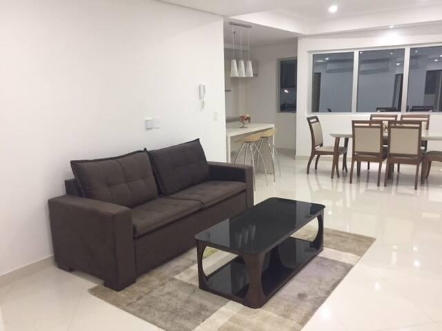 Departamento privado, Zona Exclusiva de Asunción