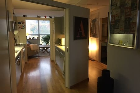 Lækker lejlighed Rungsted Kyst tæt på havnen - Rungsted Kyst - Wohnung