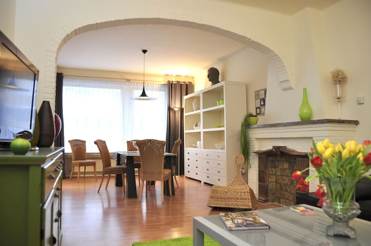 """Gezellige airbnb """"2600"""" - 安特衛普(Antwerp) - 獨棟"""