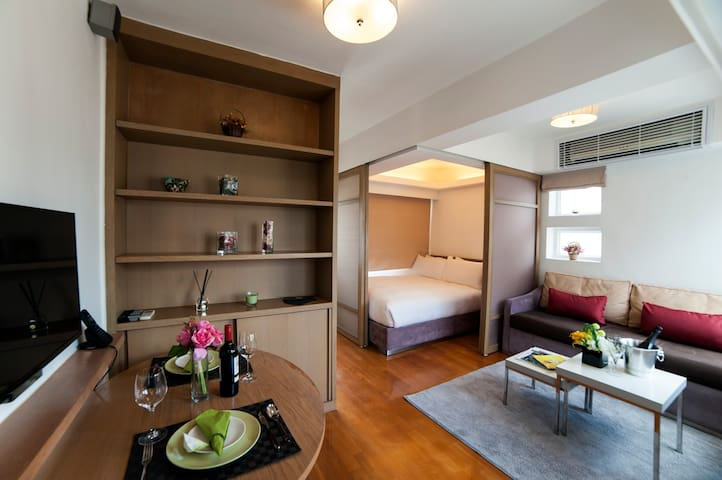 Mier Serviced Apartments (12) - Hong Kong - Apartament