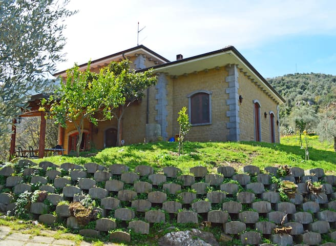 Villa Luna, deliziosa villa con piscina privata