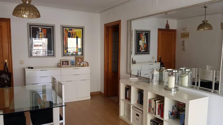 Apartamento 3 habitaciones en la Playa de Gandía.