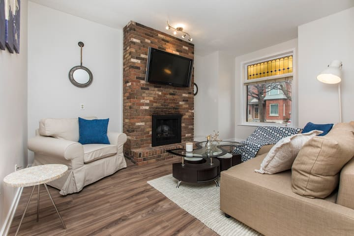 Stunning Home In The Heart Of Ottawa!!!