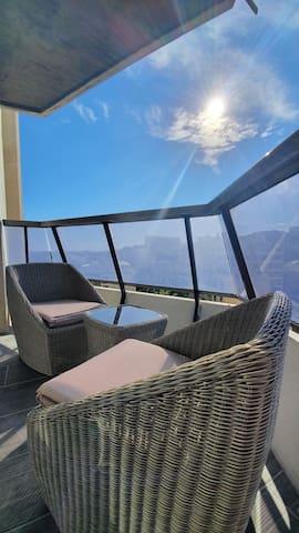 Appartement T1 27m2 rénové Prado Piscine