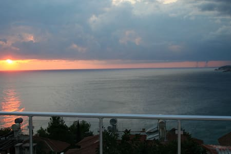 Top location in Alanya with fantastic view