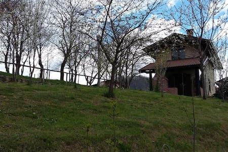 Casa immersa nel verde - Provincia di Cuneo