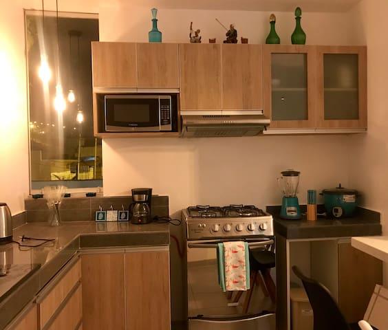 Cocina. Kitchen. Cozinha