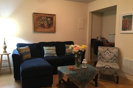 Delightful apartment- Walk to OSU/the stadium - Stillwater