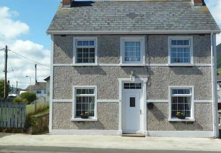 Glens of Antrim Beach House - On the Coast
