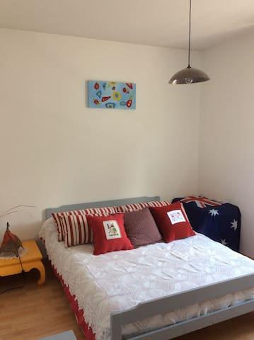 Chambre à Faverges, centre ville - Faverges - Wohnung