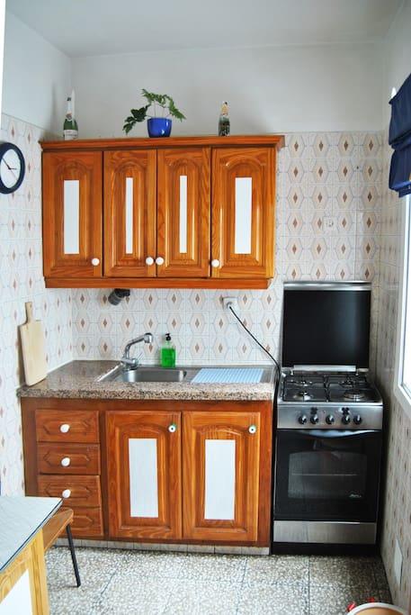 Kitchen Cocina