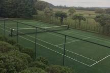 Astro Tennis Court