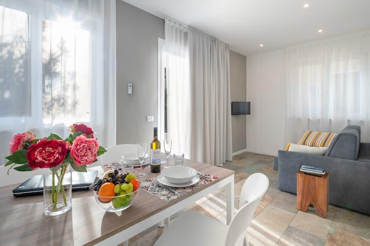 Residenza ai Ferrari - Appartamento Giallo