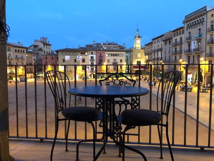 Apartaments Vicus 3 con Vistas Plaza Mayor de Vic