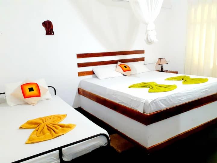 Athmankada Safari Resort Room 2