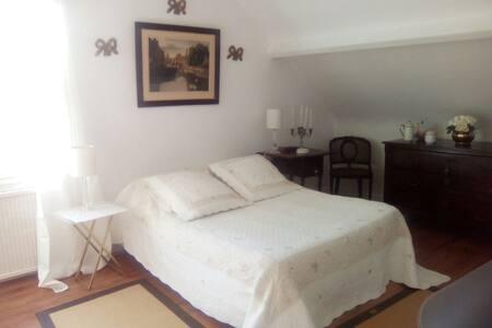 chambre de charme a la porte de Blois - La Chaussée-Saint-Victor - Gästehaus