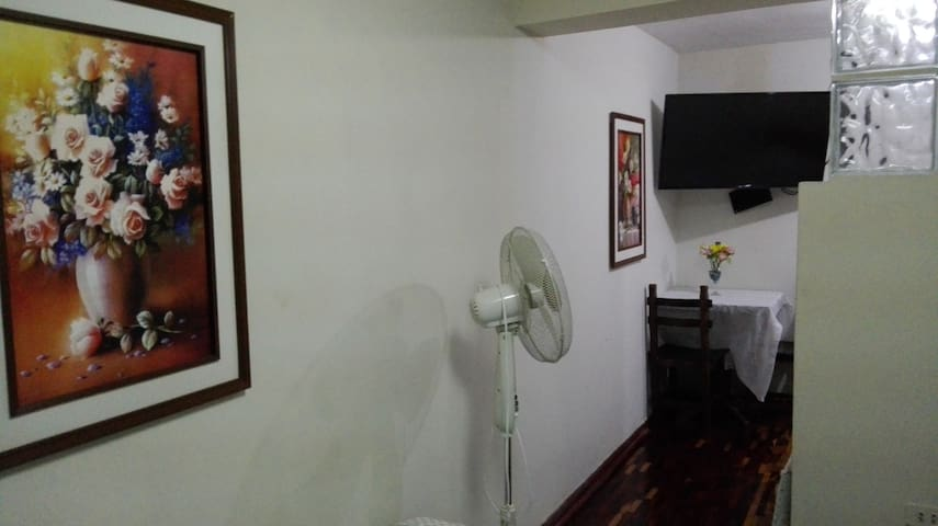 Habitación Doble ( 2 camas individuales)