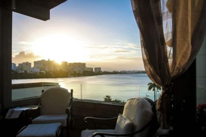 O:live Boutique Hotel ~ Partial Lagoon View Room