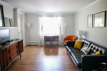 Cute, Mid Century Apartment - New Paltz