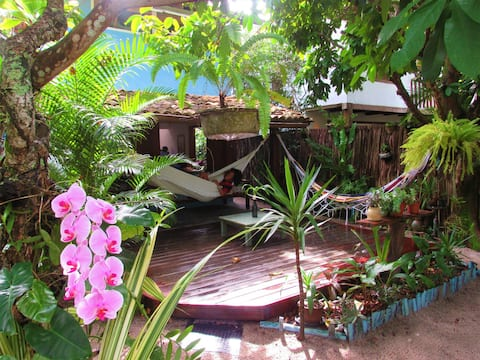 Charming house 100 meters from the beach