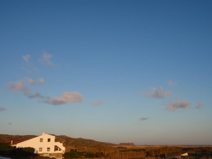 Haus am Strand von Carrapateira - exklusive Lage