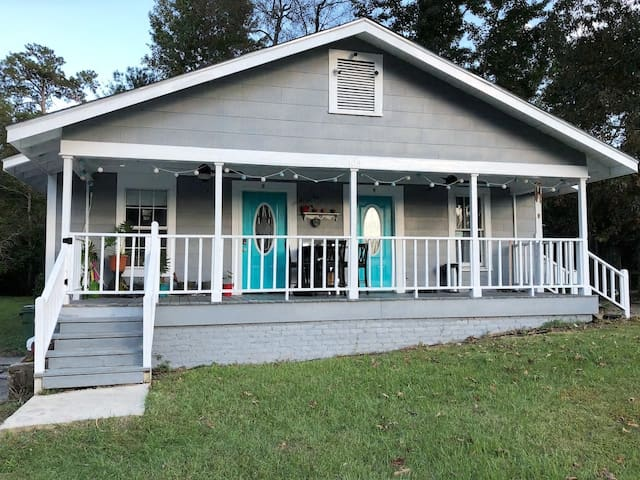 Hattiesburg Retreat Unit A (Centrally Located)