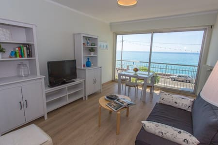 Lovely Waterfront 2 Bed Apartment [2016 Renovated] - Menton - Lägenhet