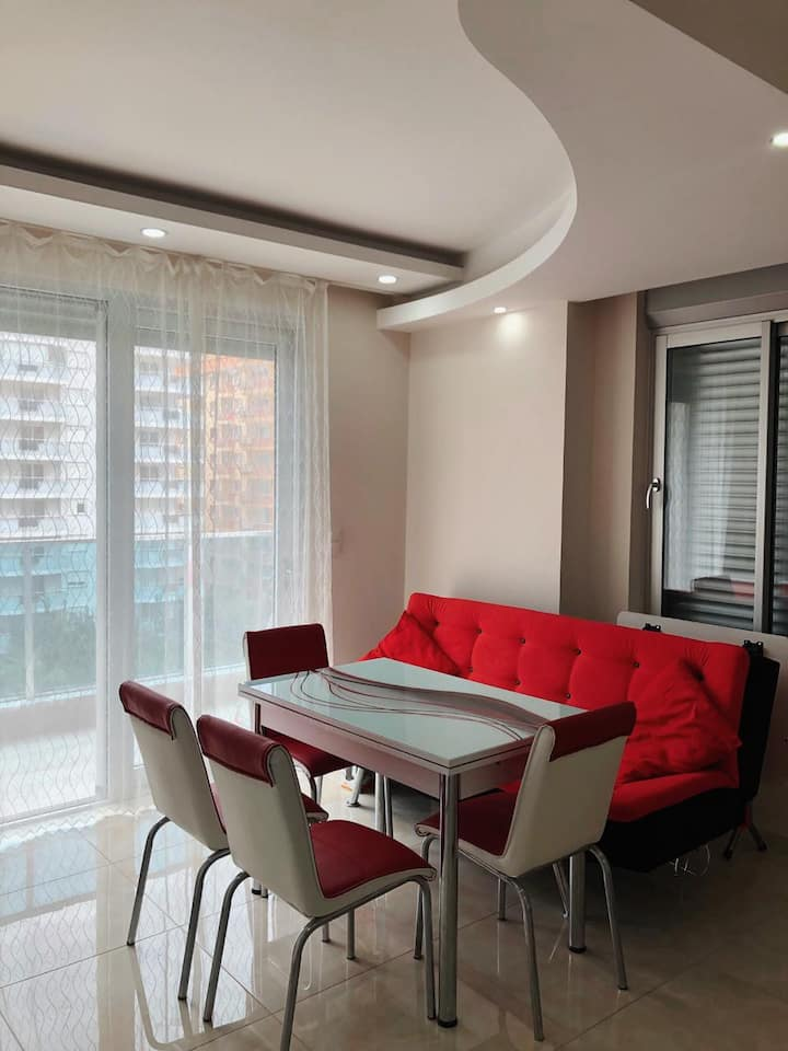Супер квартира для отдыха на Средиземном море.
