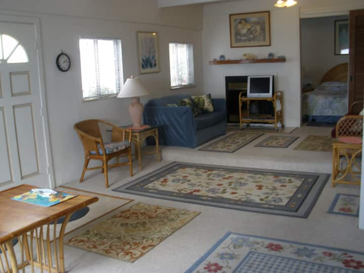 BELLE VUE WAIMEA B&B -  The suite-cottage