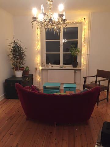 Charming apartment in Stockholm! - Stockholm - Lägenhet