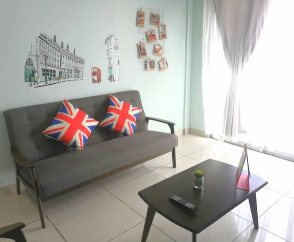 Centre Point Suite -Opposite Tesco Taiping (10A)